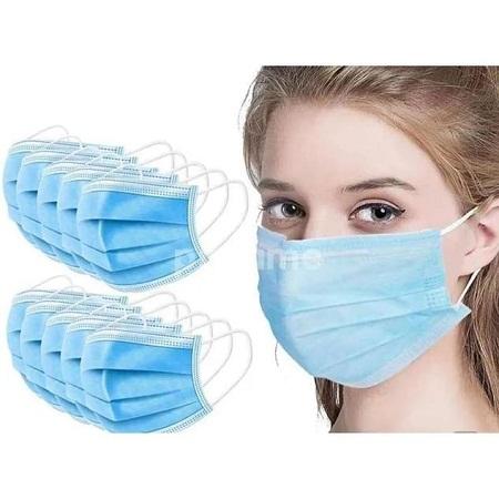 Surgical Face Masks - 50 Pieces