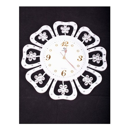 Wall Clock Big 60 Cm By 60 Cm