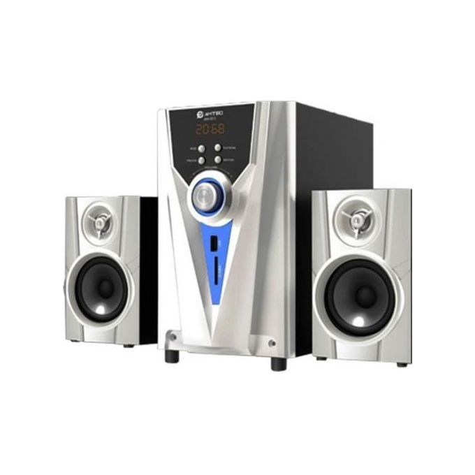 Amtec 2.1CH amazing sound speaker system 3000W