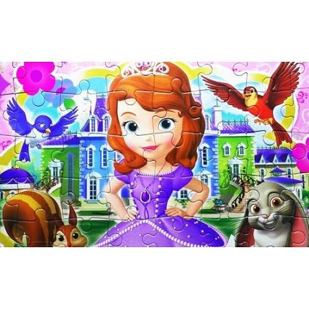 Princess Sofia the First jigsaw Puzzle