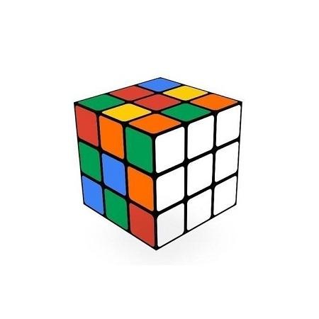 Rubik's Cube - Multicoloured.
