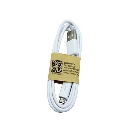 USB Charging Cable Android - White