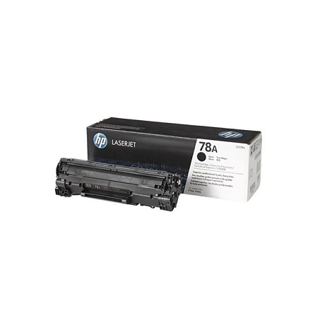 78A (CE278A)  LaserJet Toner Cartridge - Black