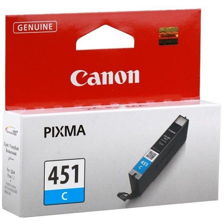 C-451 CYAN Ink Cartridge