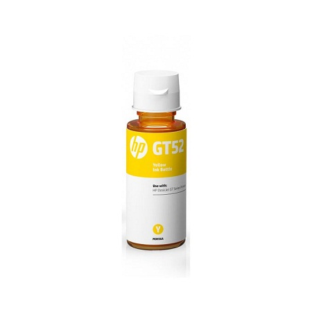 Gt52 Yellow Ink Bottle for Deskjet GT series Printers