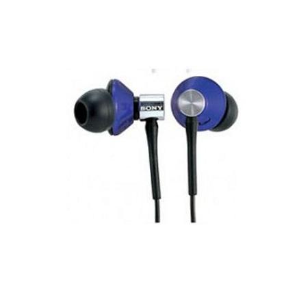 MDR-EX85SL Nudex Earphones - Blue