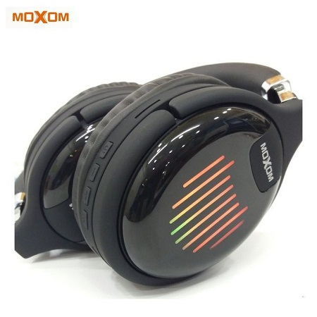 MX-W14 HI-FI BASS SUPERIOR STEREO SOUND BLACK Brand: Moxom |