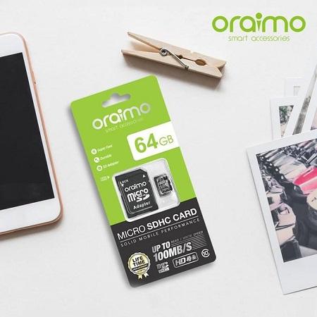 Micro SDHC 64GB Memory Card