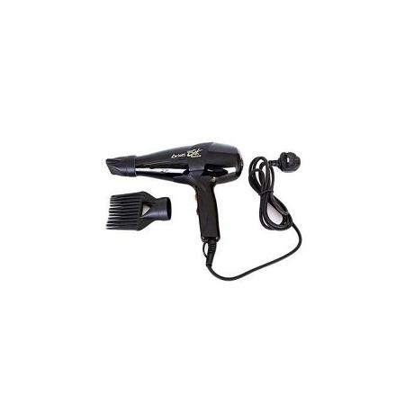 Hair Dryer Super GEK-3000 - Blow dryer - Black normal