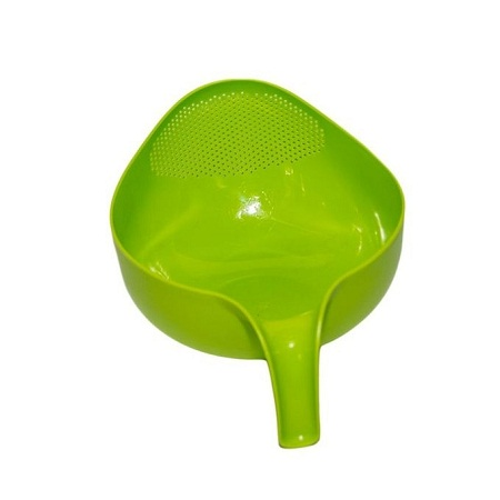 Fruits, Vegetables, Cereals and Rice Drainers - Green