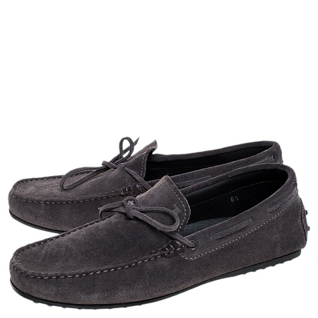 Tod's loafers- Black