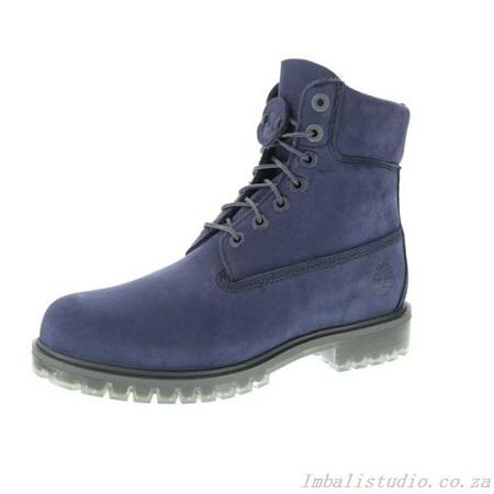 Men's timberland boots blue