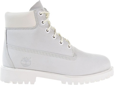 Men's timberland boots white