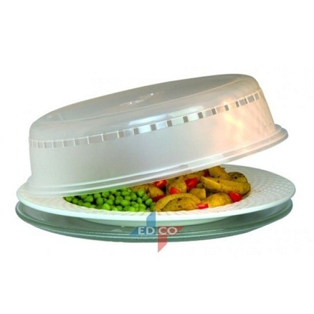 Microwave Food Plate Cover