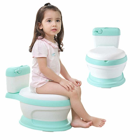 Toilet Training Potty Seat for Kids - Pink small