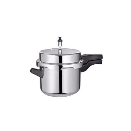 Pressure Cooker silver 5 litres
