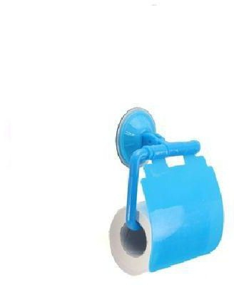 Tissue Roll Holder blue small