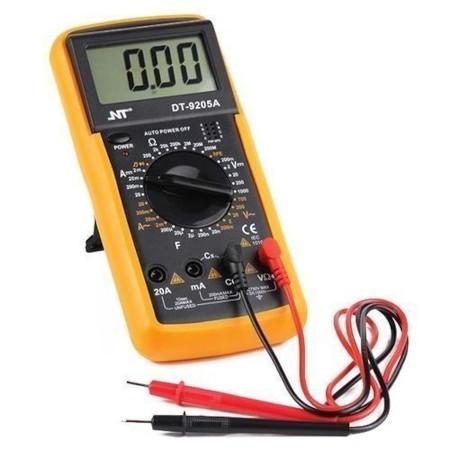 Digital Multimeter LCD AC/DC Ammeter Resistance Capacitance