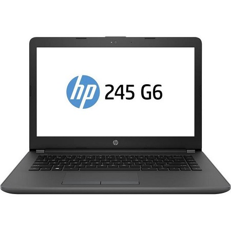 HP 245 G6-AMD A9-9420-1TB HDD-8GB RAM-Upto3.6Ghz-Windows 10 Pro