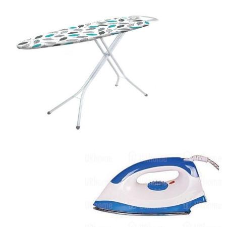 Ironing Board + FREE IRON BOX