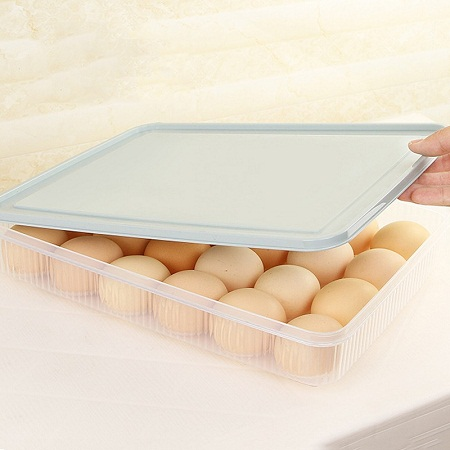 24 pcs egg container