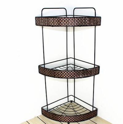 3 layer triangle rack