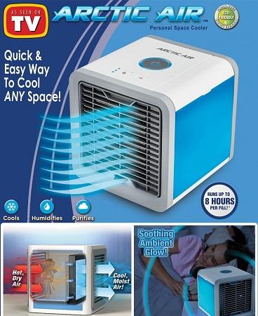 Air mini cooler