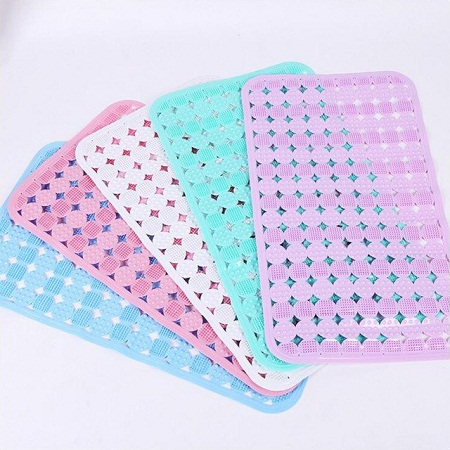 Anti slip Bathroom Mat Big all Colours