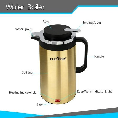 BH 88 Electric Kettle Flask