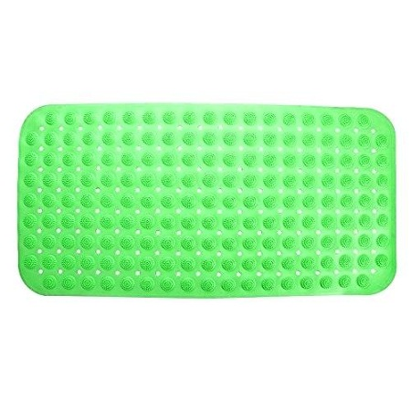 Bathroom Anti Slip Clear Green