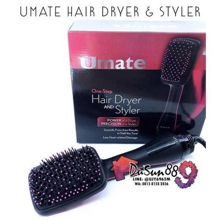 Hair straightener Umate dryer