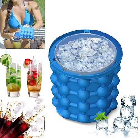 Ice cube genie