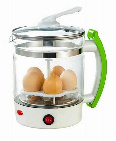 Kettle egg boiler