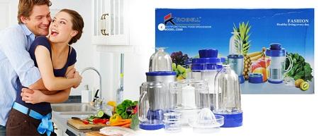 Krobell Multifunctional Food Processor