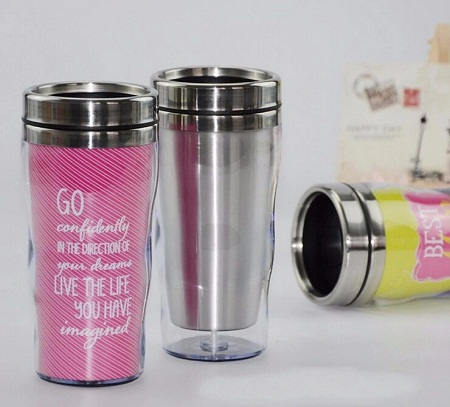 Message cup
