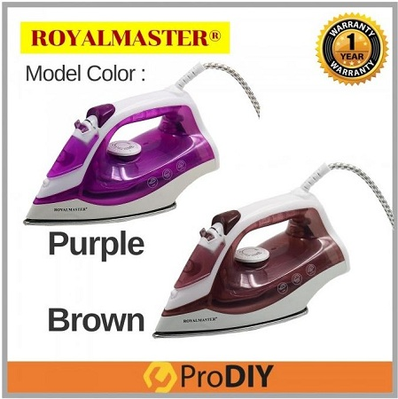 Portable Electric Steam Iron For Clothes Multifunctional Adjustable