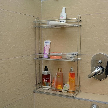 Rectangle bathroom stand
