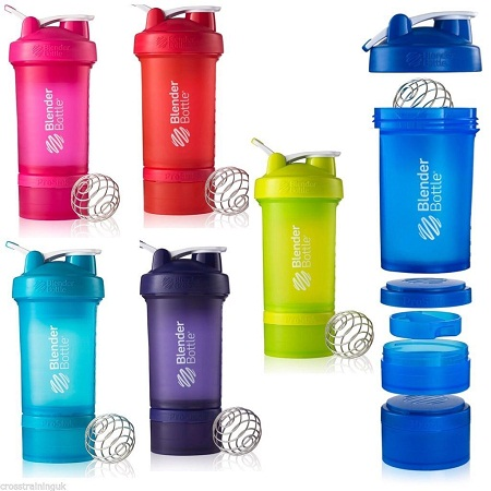 Smoothy Plastic Cup Protein Shaker