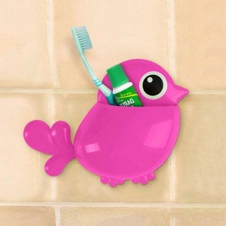 Toothbrush Holder Bird