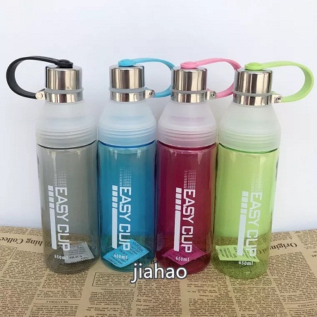 Water Bottle Easy Cup 650ml