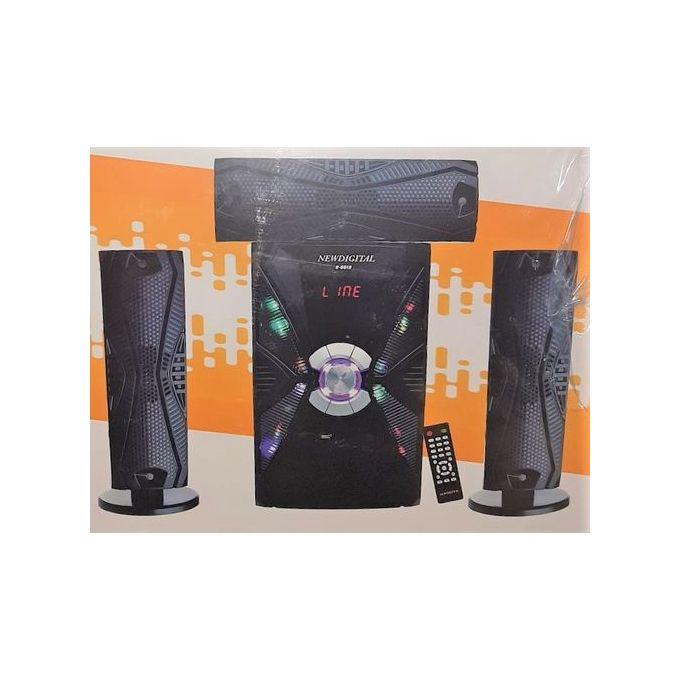 New Digital 3.1ch Subwoofer System FM\BT\USB\SD\ 40000W