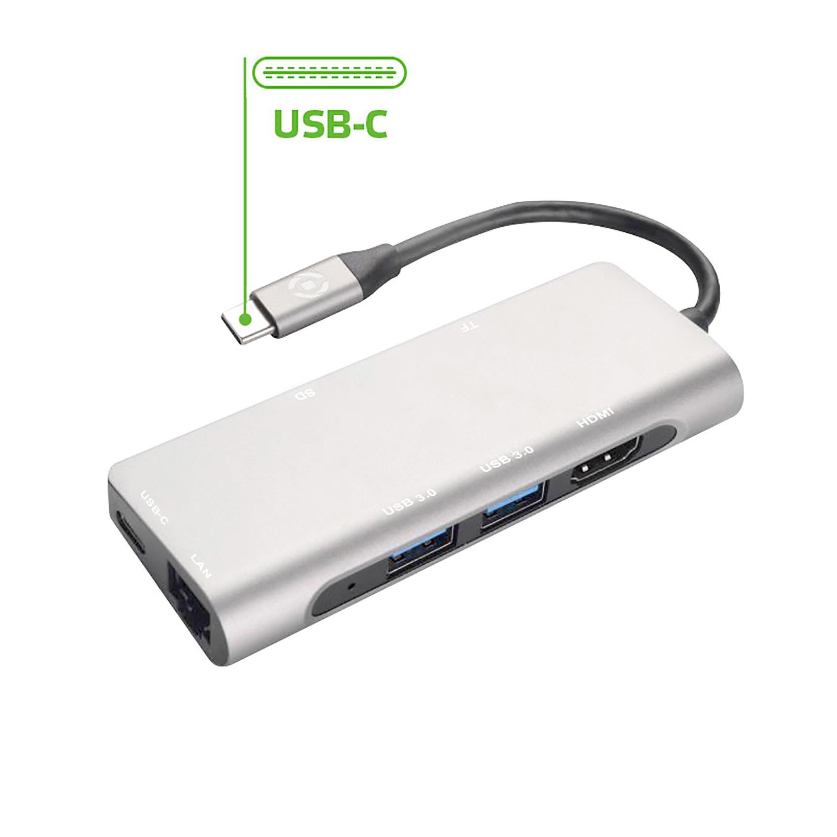 PRO HUB EVO - USB-C Adapter [SMART WORKING]
