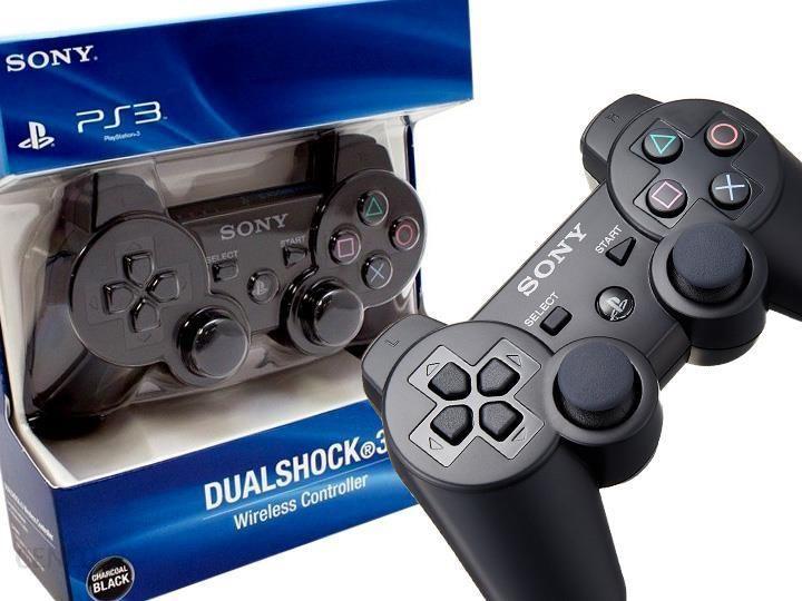 Sony playstation 3 dual shock gaming pad PS3 pa