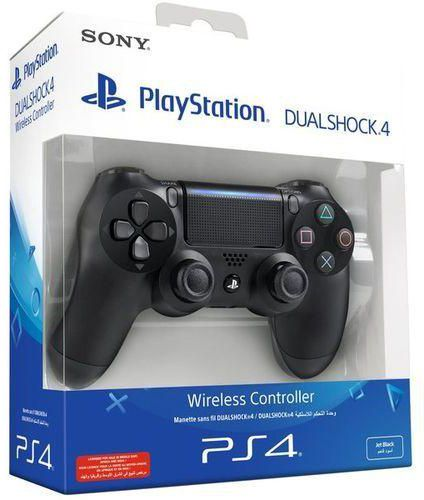 SONY Dualshock 4 PlayStation 4 Wireless Controller PS4 PAD - BLACK