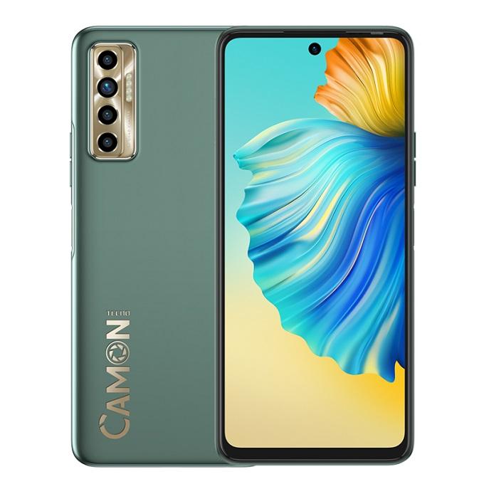 Tecno Camon 17p, 6.8inch, 128GB + 6GB RAM, 5000mAh