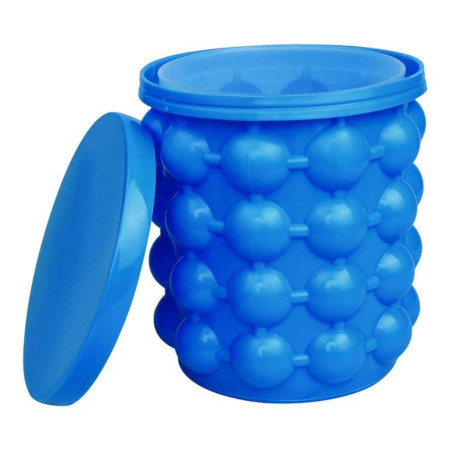 Silicone Ice Cube Trays With Lid