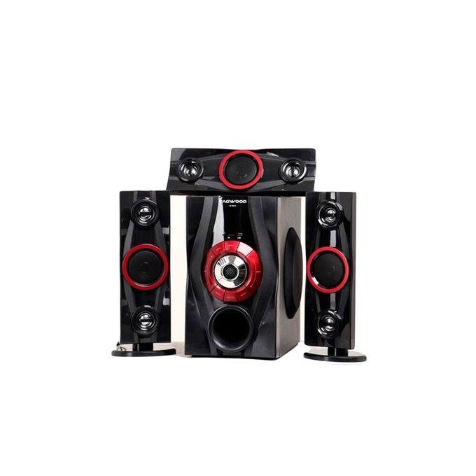 TAGWOOD LS-631A Multimedia Speaker System 3.1CH Black