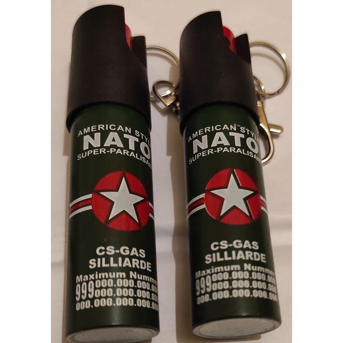 American Style NATO Self Defense Spray