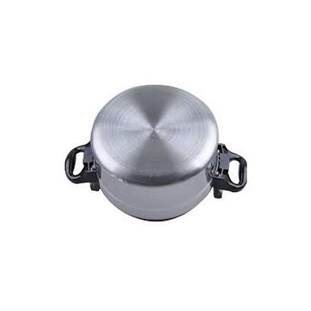 Pressure Cooker - 5 Litres - Aluminium Silver