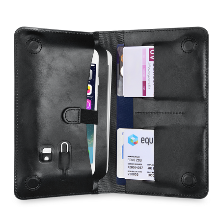 NOTE CASE PHONE & PASSPORT WALLET